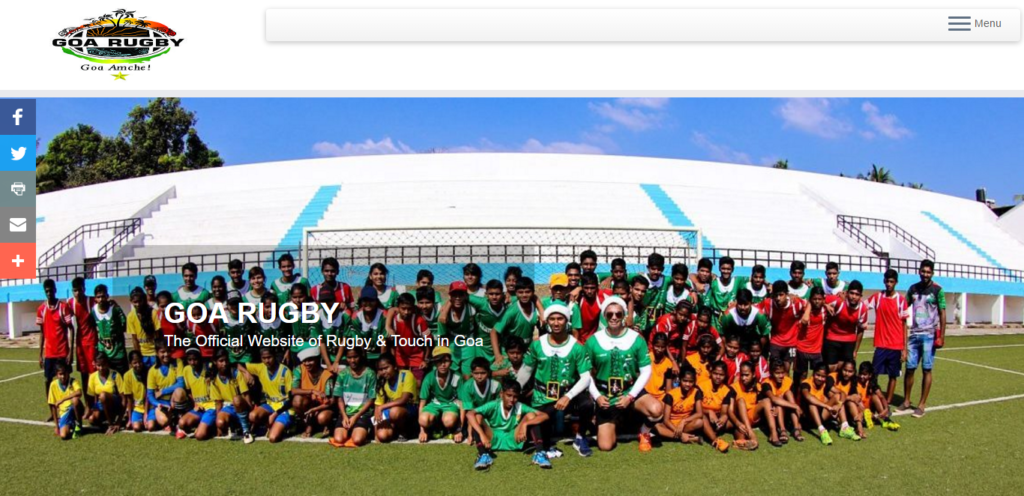 GOA RUGBY – The Official Website of Rugby & Touch
