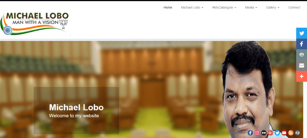 Michael Lobo – Official website of Michael Lobo